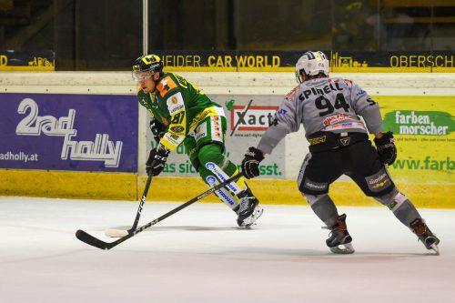 Drei Treffer im ersten Spiel für den EHC Lustenau: Marc-Olivier Vallerand. vn-lerch