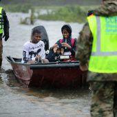 Regen, Stromausfälle und Überschwemmungen