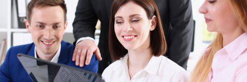 Ein wertschätzender Umgang wirkt motivierend auf die Mitarbeiter.