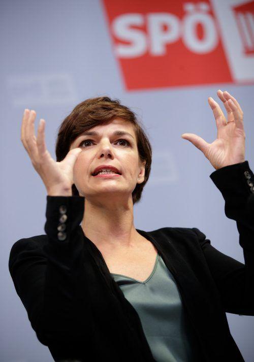 Eine Landeorganisation nach der anderen sprach sich für die ehemalige Gesundheitsministerin aus. APA
