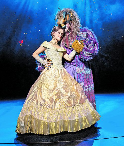 Eines der romantischsten Musicals kommt im November nach Bregenz. stefan malzkorn