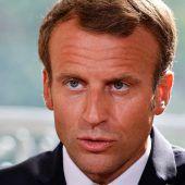 Macron hat Idee für Kampf gegen Armut