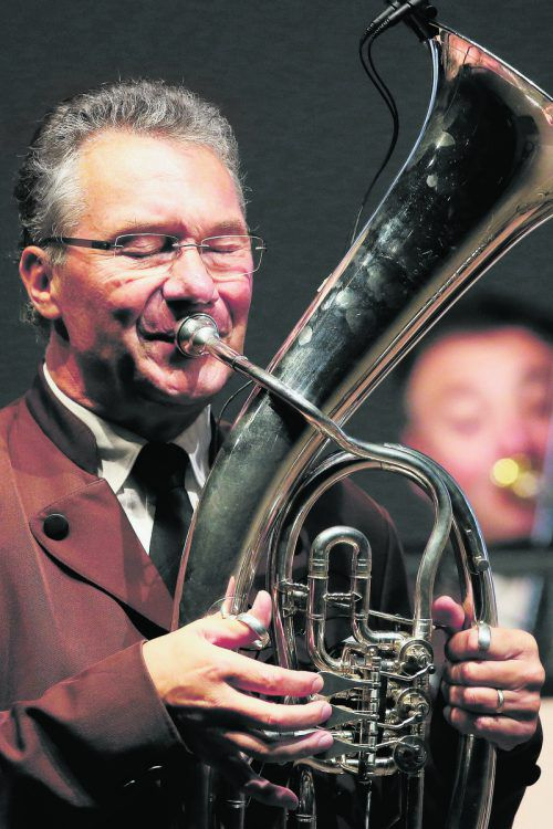 Ernst Hutter kommt mit den Egerländer Musikanten nach Bregenz. hotspot-foto.de