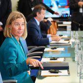EU geht in Iran-Politik auf Konfrontationskurs zur USA