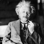 Das Negative an Einstein