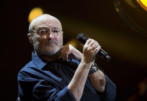 Der 68-jährige Phil Collins erhält die Auszeichnung für seine großen Verdienste in der Jazz- und Populärmusik. ap