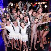 Zurcaroh kämpft heute Nacht um Finaleinzug bei Americas Got Talent. A8