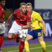 Perfekte Generalprobe für die Nations League. Österreich gewinnt mit 2:0. C1