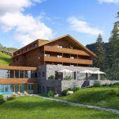 Schröcken steht Großinvestition bevor: 57 Millionen Euro für ein Hotelprojekt. D1