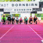 Vorarlbergs Leichtathleten mit Heimvorteil bei Titeljagd