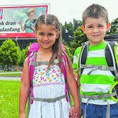 Einen guten und sicheren Start ins Schulleben