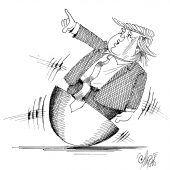 Stehauf – Donald!