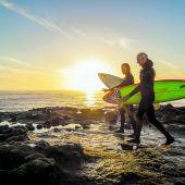 Surfmekka Santa Cruz
