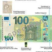 Ganz sicher – die neuen Banknoten