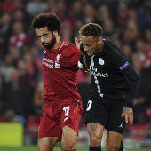 Dramatik pur bei Liverpool-Sieg. C1