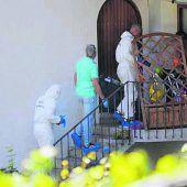 Ein Vorarlberger soll in Meran seine Frau mit Messerstichen ermordet haben. B1