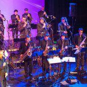 Der Big Band Club Dornbirnwird 50 und startet mit neuen Ideen durch. D4