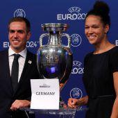 Deutschland setzt sich bei Vergabe der Fußball-EM 2024 gegen die Türkei durch. C1
