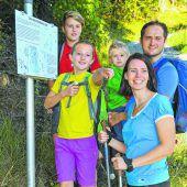 Vorarlberg als Familie erleben
