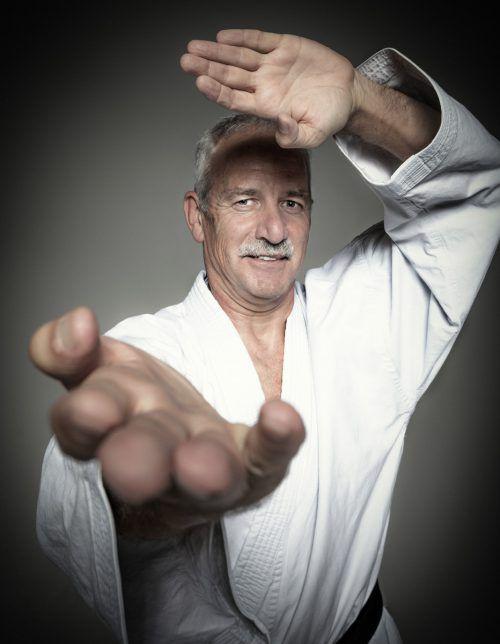 Franz Erben ist neu in der Trainerrunde von Karate Bregenz. Karate Bregenz