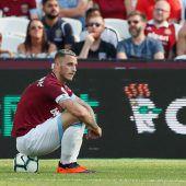 Düstere Stimmung bei West Ham United