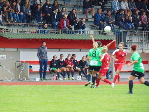 Gegen Kennelbach ließen die FCD Ladies nichts anbrennen.