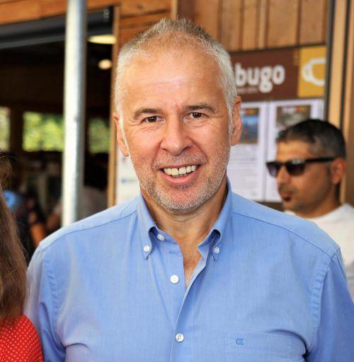 Gemeindeamt statt Projekt- und Teamagentur: Thomas Lampert als neuer Gemeindechef in Göfis.