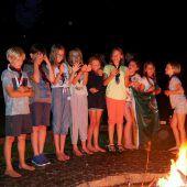 Abenteuer und Lagerfeuer statt Handy und TV