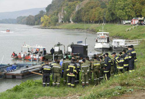 Der Unfall löste einen Großeinsatz der Rettungskräfte aus. APA