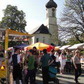 Herbstmarkt in Thüringerberg