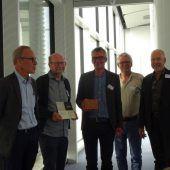 Auszeichnung für Transfer Wohnraum Vorarlberg