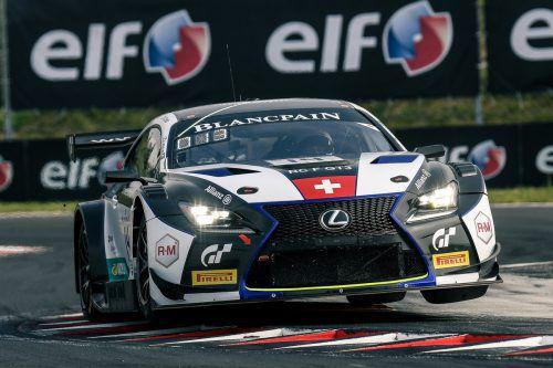Christian Klien verbuchte mit einem fünften Rang im ersten Rennen auf dem Nürburgring sein bestes Sprint-Cup-Resultat in dieser Saison. SRO