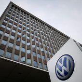Bei VW geht es ans Eingemachte