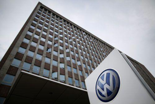 In den Chefetagen der Volkwagen AG wird es jetzt richtig spannend.AFP
