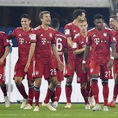 Bayern zur Wiesnschon gefühlt Meister