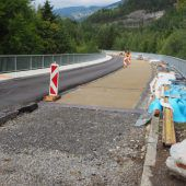 Rainbergbrücke wird gesperrt