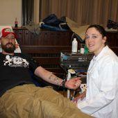 Blutspenden kann Leben retten