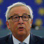Juncker fordert stärkere Rolle Europas in der Welt