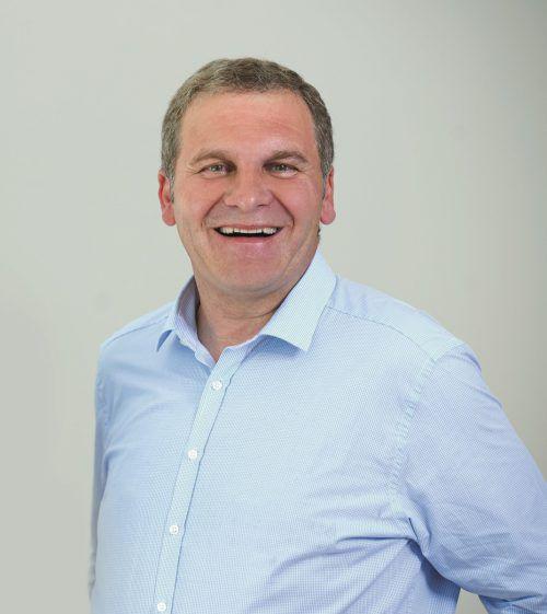 Josef Helbok, Geschäftsführer der Helbok GmbH und der Felder-Helbok GmbH. Fa