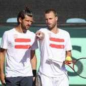 Thiem und Cilic im Davis Cup einzige Top-Ten-Spieler