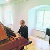 Bach im Barockbad