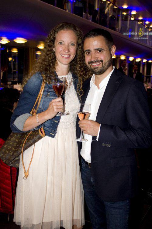 Karin und Christian Küng (popup).