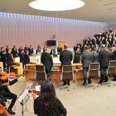 Landtag würdigt Alt-LH Keßler