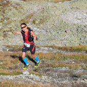 Lauf über die Berge
