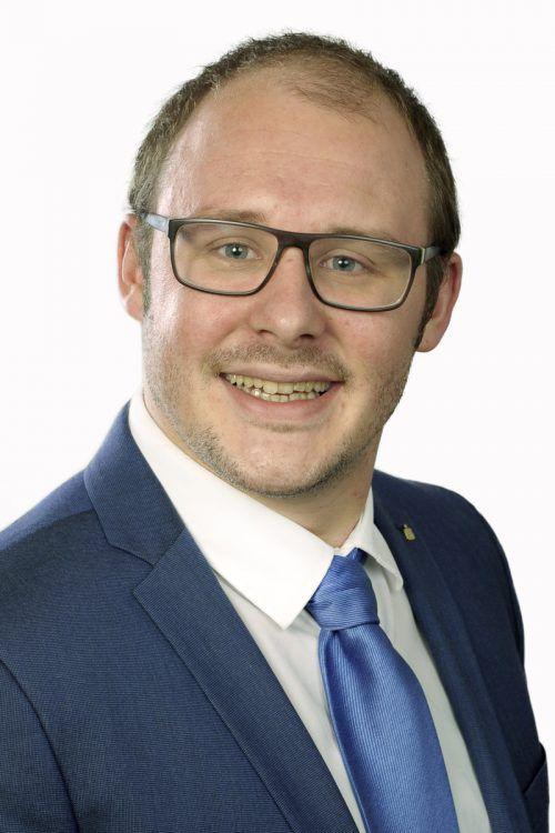 Manuel Hartmann ist neuer Filialleiter der Sparkasse in Thüringen.