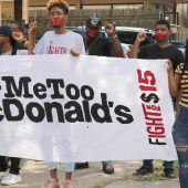 Proteste gegen Übergriffe