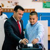 Zukunftsreferendum für Mazedonien gescheitert