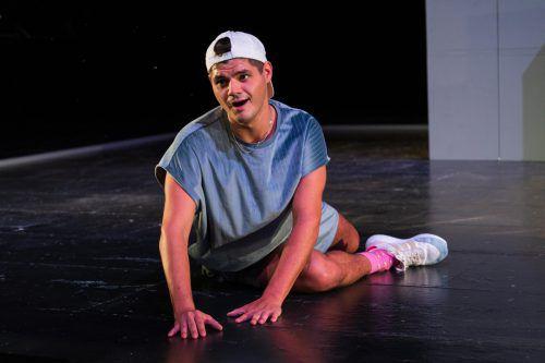 Mit Markus Bernhard Börger ist einer der hervorragenden deutschen Jungschauspieler erstmals zu Gast im Theater Kosmos. Stiplovsek