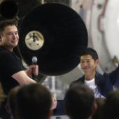 Japaner erster Mondtourist