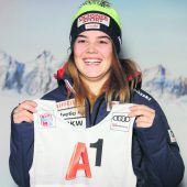 Melanie Meillardverpasst Skisaison